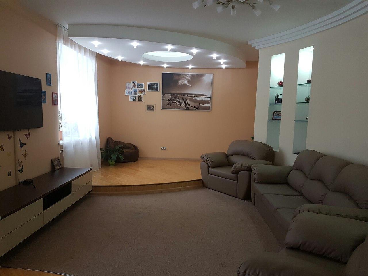 Комната зал после ремонта фото